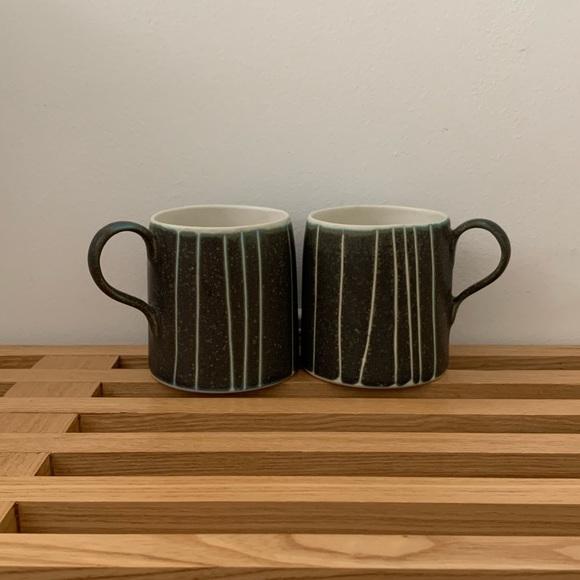Hand-Crafted Mini Ceramic Mugs